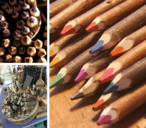 L'Ile aux Crayons